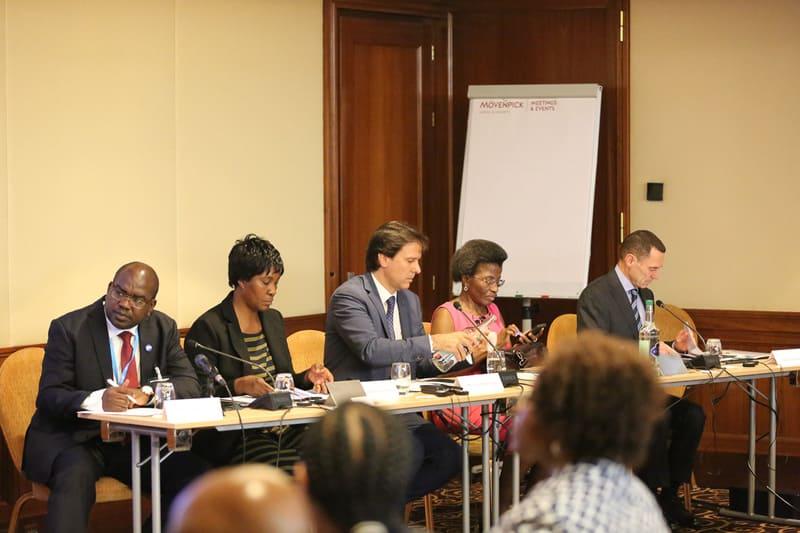 RBM Board Meeting Delegation