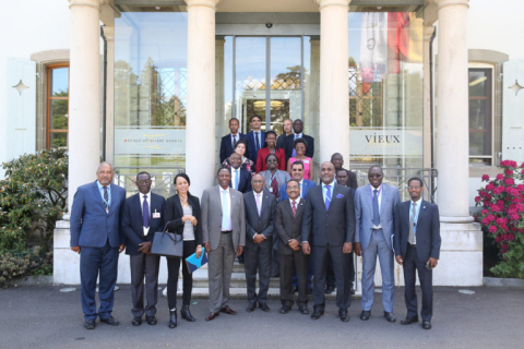 Participants at the RBM Annual Partners Meeting